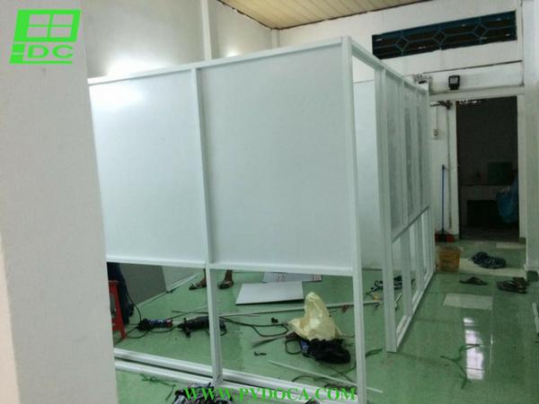 Lắp vách ngăn phòng ngủ quận Gò Vấp