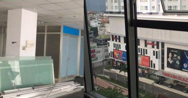 PYDOCA thi công lắp đặt VÁCH NGĂN VĂN PHÒNG cho công ty THỦY LỢI 4 ở Nguyễn Xí Quận Bình Thạnh Tp. HCM
