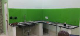 PYDOCA lắp kính ốp bếp cho Anh Tuân tại Quang Trung Quận Gò Vấp tpHCM