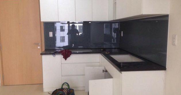 PYDOCA lắp kính ốp bếp tại Chung cư GARDEN GATE quận PHÚ NHUẬN