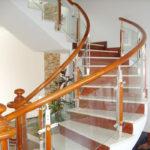 Cầu thang kính mang đến sự bền đẹp cho ngôi nhà bạn