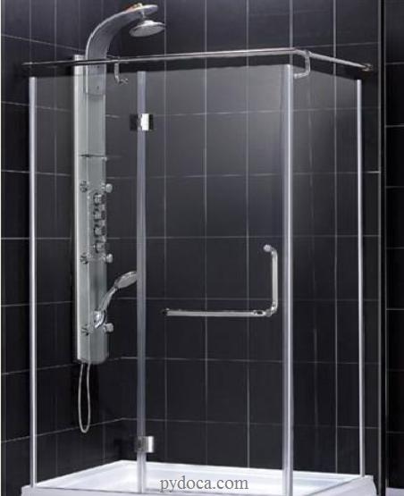 Hình ảnh phòng tắm kính cường lực