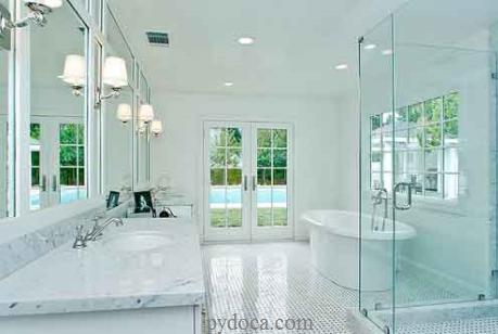 Phòng tắm kính giá rẻ - mang đến sự tiện nghi cho ngôi nhà bạn