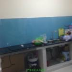 Kính màu ốp bếp tại Tân Bình