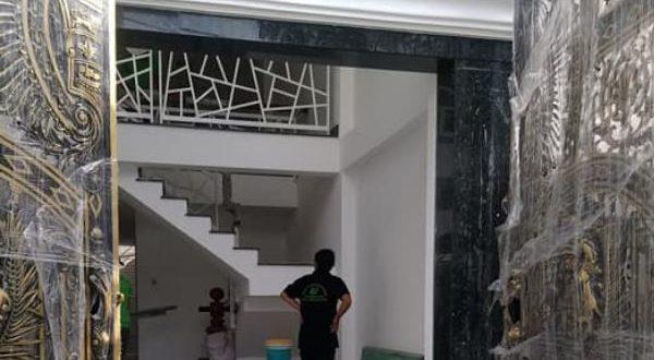 Vách tắm kính CƯỜNG LỰC lắp quận Tân Phú, tphcm