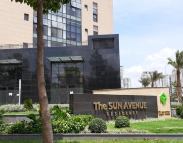 chung cư The Sun Avenue